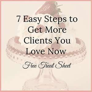 7 easy steps to your ideal client