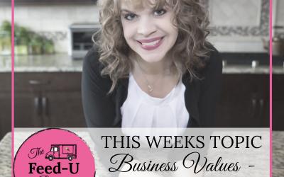 001 – Business Values & Branding