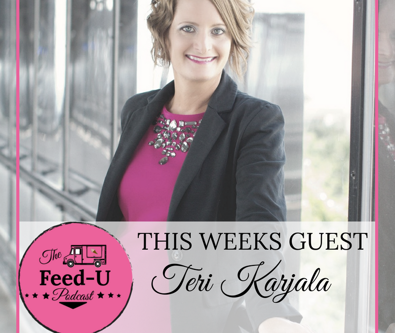 005 – Mindset: Reprogramming Your Mind With EFT An Interview With Teri Karjala