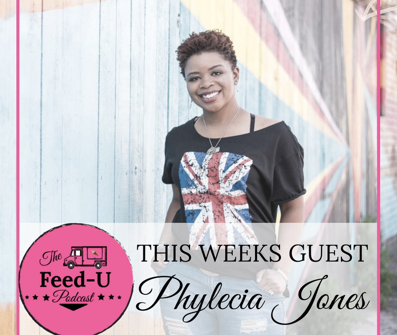 009-Finding Your Ideal Client Through Speaking With Phylecia Jones