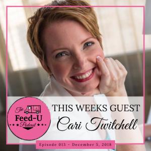 Podcast 013 Cari Twitchell