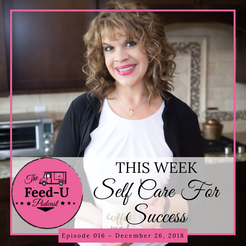 016-12 Tips To Practice Self Care in 2019