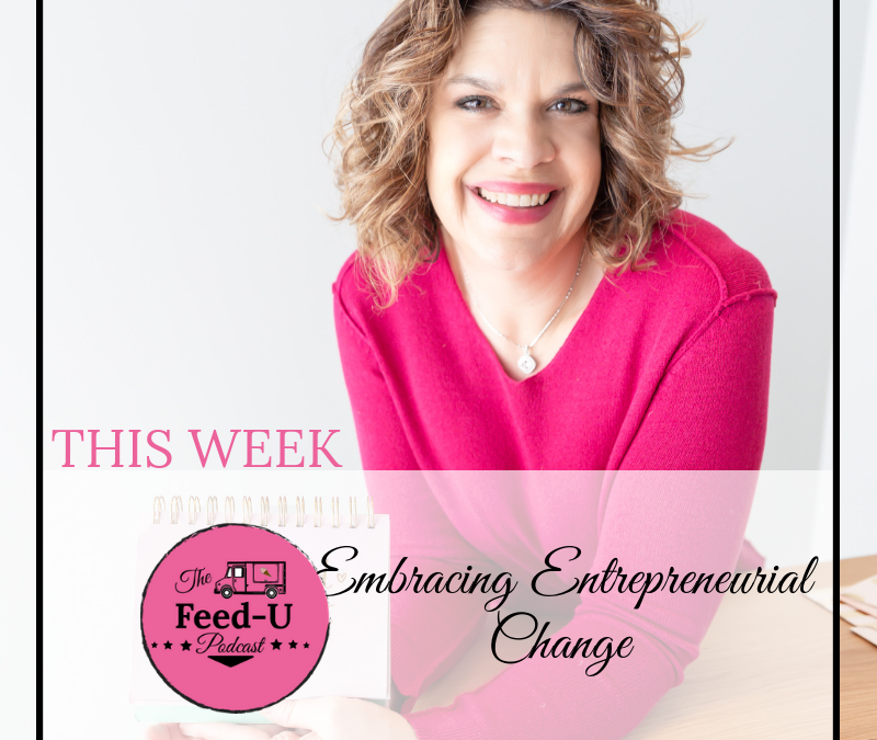 33. Embracing Entrepreneurial Change