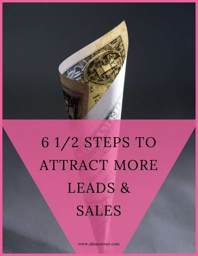 6.5 steps to attract more leads and sales download