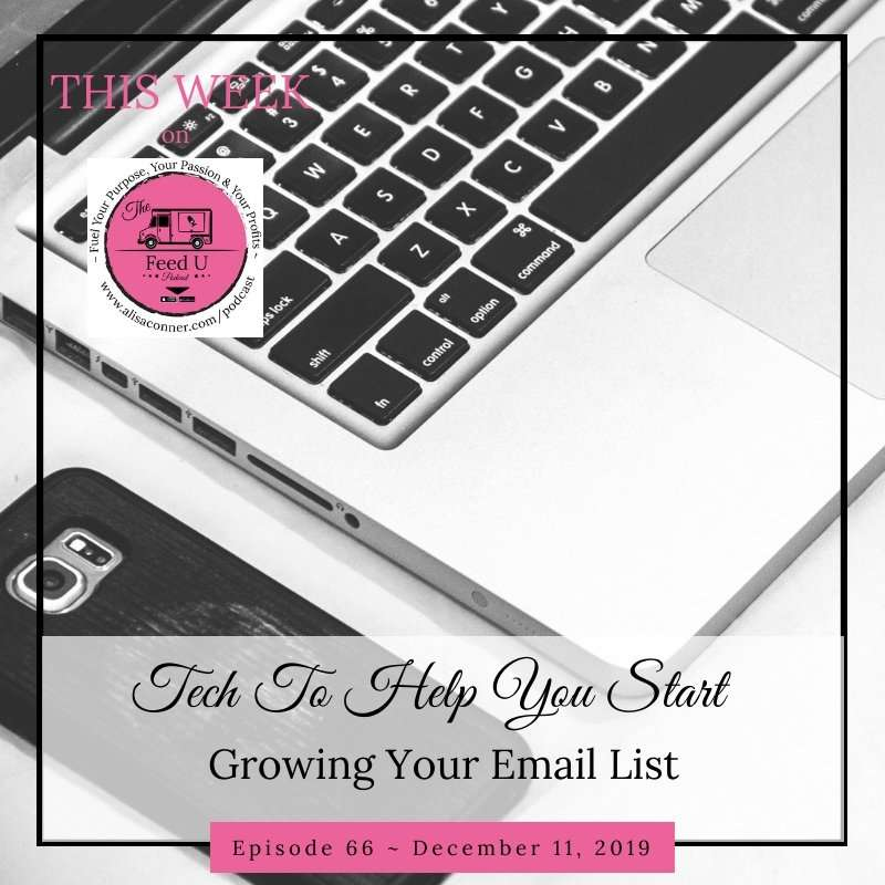 66. Tech To Help You Start Growing Your Email List