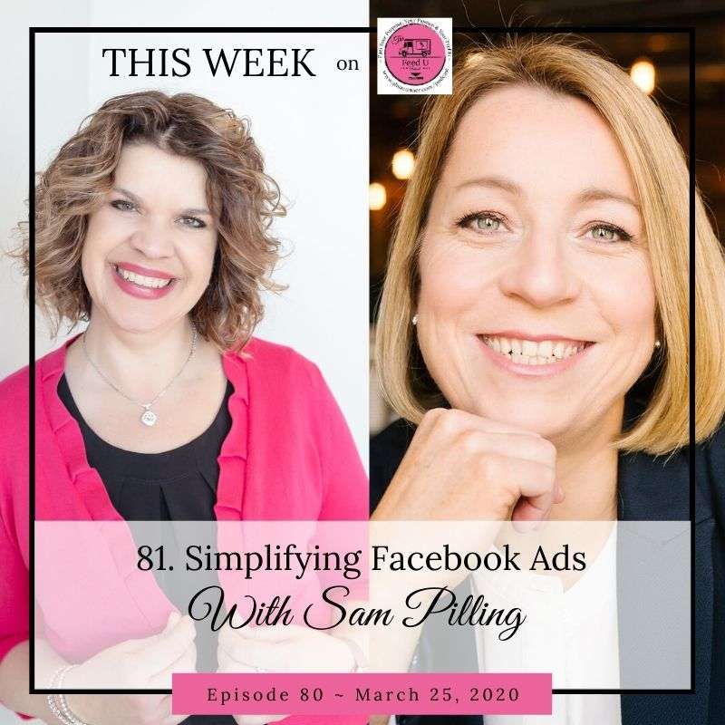 81. Simplifying Facebook Ads With Sam Pilling of BiteMe Marketing