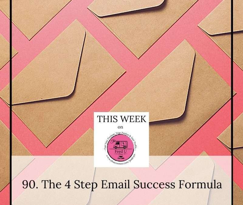90. 4 Step Email Success Formula