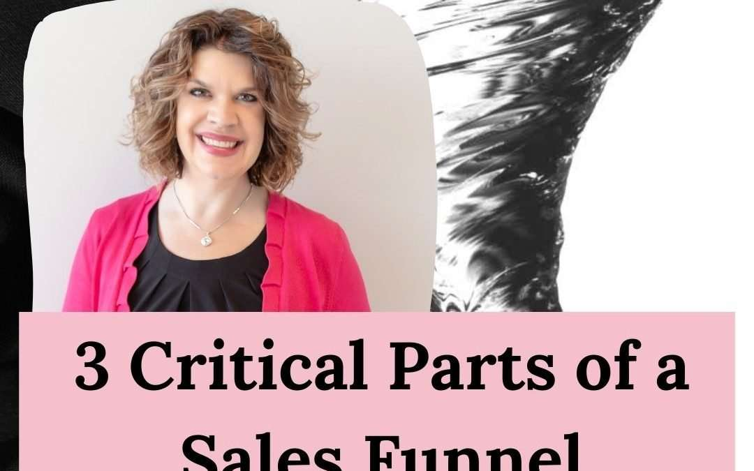 1. The 3 Critical Pieces of A Sales Funnel Simplified