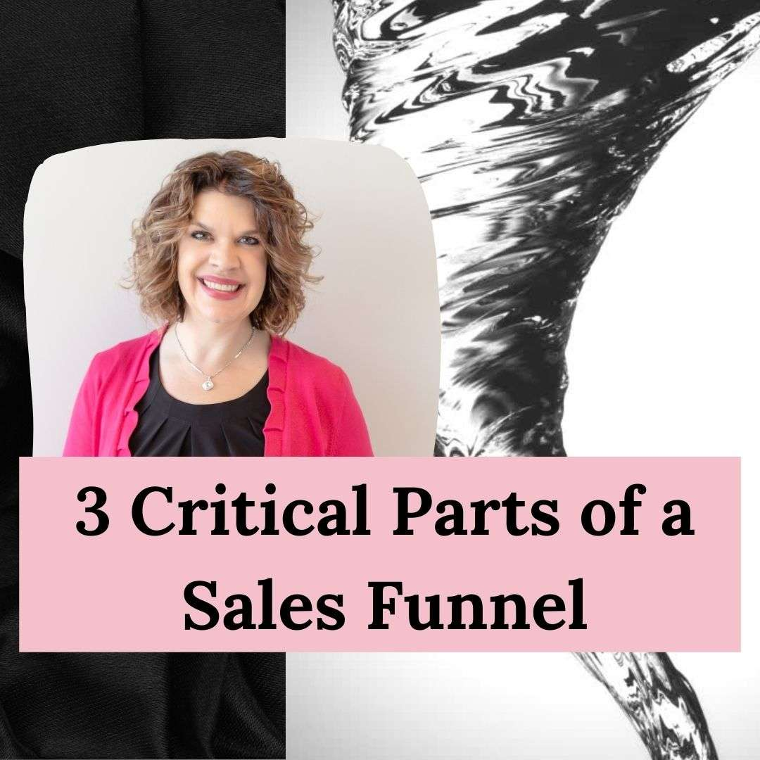 ACC-TV #1 – The 3 Critical Pieces of A Sales Funnel Simplified
