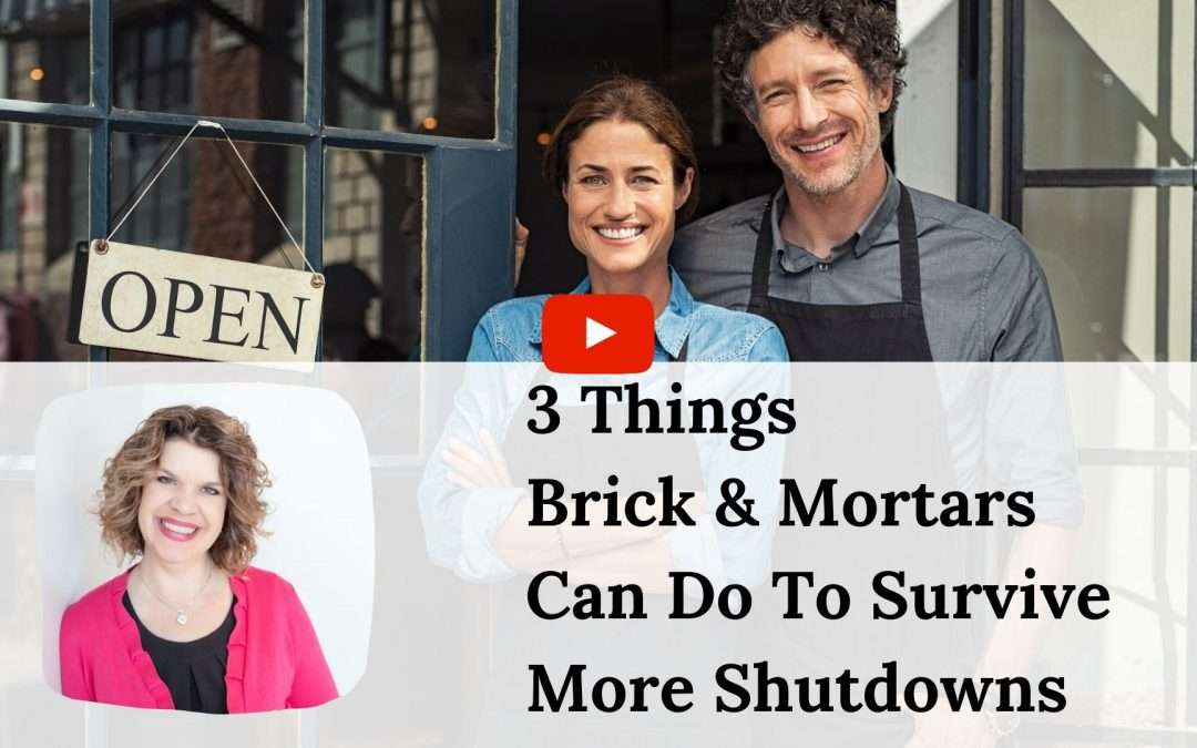 ACCTV #4 – Surviving More Shutdowns as a Brick & Mortar Business