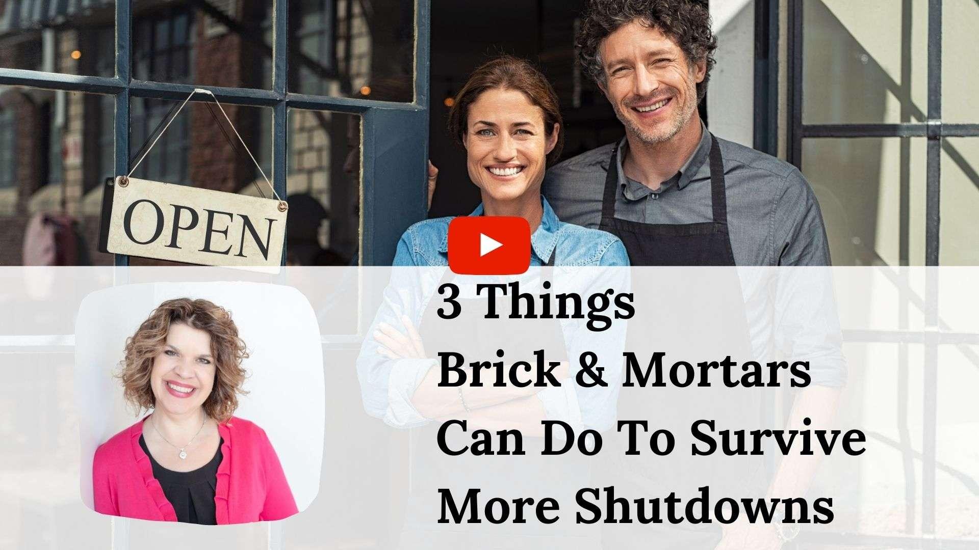 ACCTV #4 – Surviving More Shutdowns as a Brick & Mortar Business