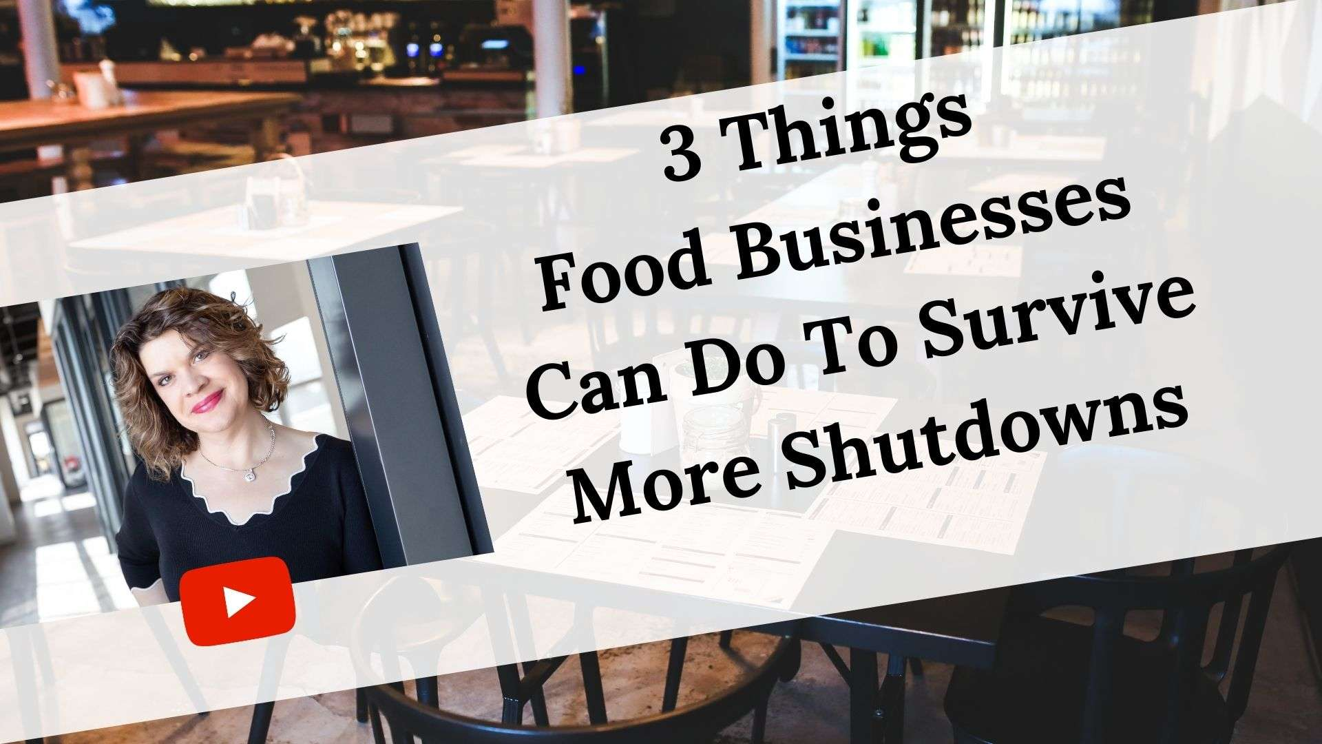 ACCTV #3 – How to Weather More COVID Shutdowns as a Restaurant or Food Business