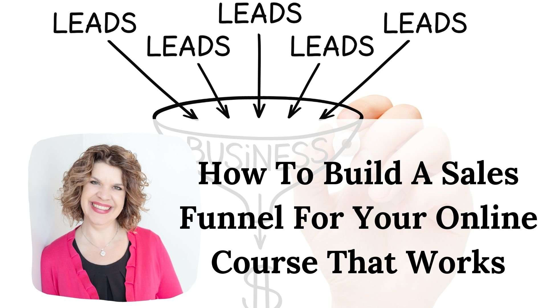 ACCTV#10 – How To Build A Sales Funnel For Your Online Course